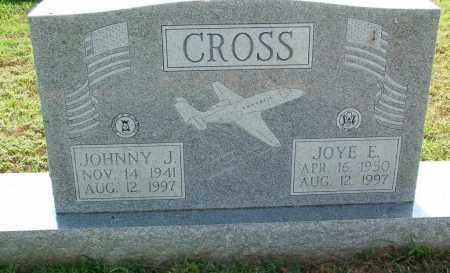 CROSS, JOYE E - Sebastian County, Arkansas | JOYE E CROSS - Arkansas Gravestone Photos
