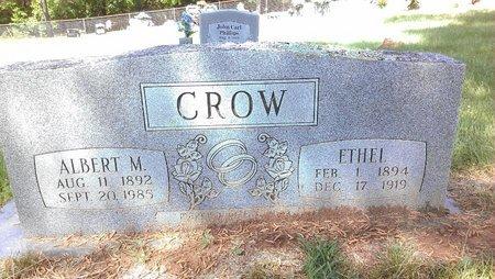 GILLIAM CROW, ETHEL - Sebastian County, Arkansas   ETHEL GILLIAM CROW - Arkansas Gravestone Photos
