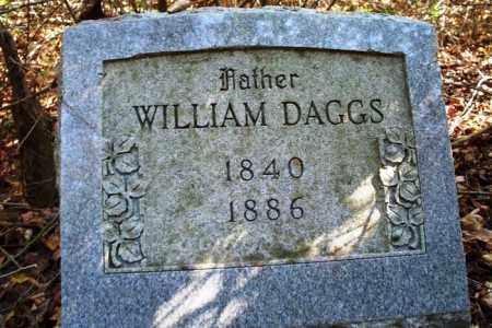DAGGS, WILLIAM - Sebastian County, Arkansas   WILLIAM DAGGS - Arkansas Gravestone Photos