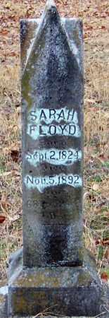 FLOYD, SARAH - Sebastian County, Arkansas | SARAH FLOYD - Arkansas Gravestone Photos
