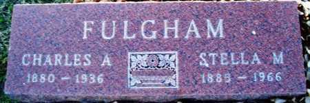 FULGHAM, STELLA M - Sebastian County, Arkansas | STELLA M FULGHAM - Arkansas Gravestone Photos