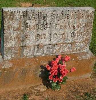 FULGHAM, ED - Sebastian County, Arkansas   ED FULGHAM - Arkansas Gravestone Photos
