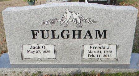 FULGHAM, FREEDA J - Sebastian County, Arkansas | FREEDA J FULGHAM - Arkansas Gravestone Photos