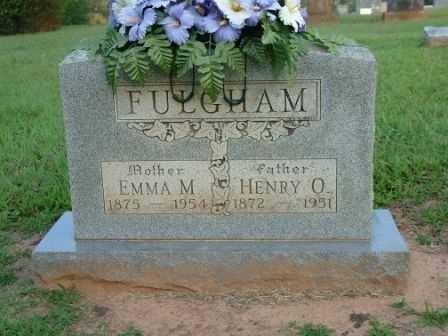 FULGHAM, HENRY O - Sebastian County, Arkansas | HENRY O FULGHAM - Arkansas Gravestone Photos