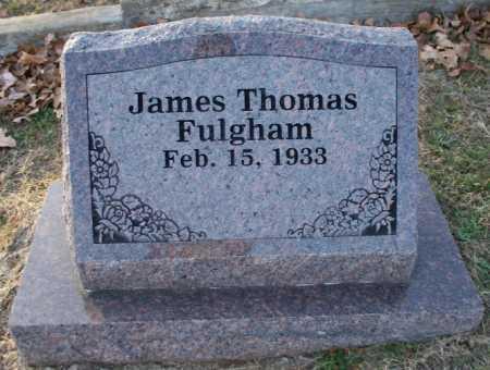 FULGHAM, JAMES THOMAS - Sebastian County, Arkansas | JAMES THOMAS FULGHAM - Arkansas Gravestone Photos