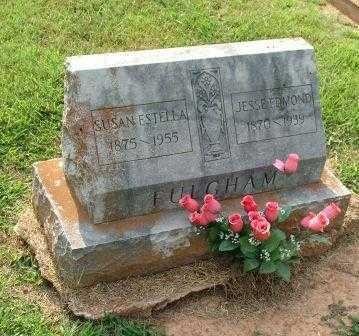 FULGHAM, JESSE EDMOND - Sebastian County, Arkansas   JESSE EDMOND FULGHAM - Arkansas Gravestone Photos