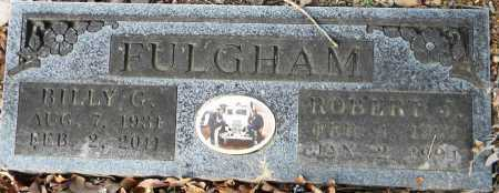 FULGHAM, BILLY G - Sebastian County, Arkansas | BILLY G FULGHAM - Arkansas Gravestone Photos