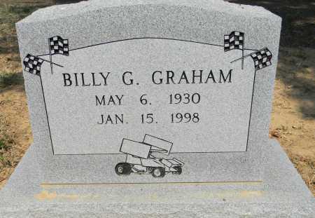 GRAHAM, BILLY G - Sebastian County, Arkansas   BILLY G GRAHAM - Arkansas Gravestone Photos