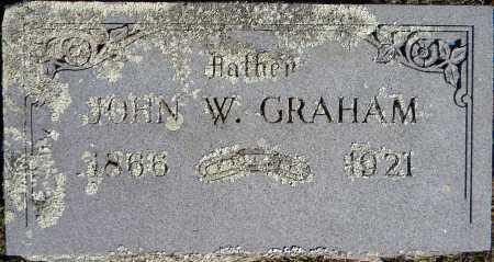 GRAHAM, JOHN W - Sebastian County, Arkansas   JOHN W GRAHAM - Arkansas Gravestone Photos