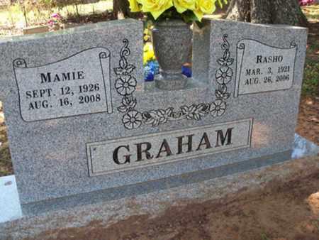 GRAHAM, MAMIE E - Sebastian County, Arkansas | MAMIE E GRAHAM - Arkansas Gravestone Photos