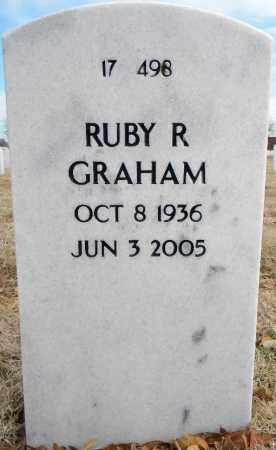 GRAHAM, RUBY R - Sebastian County, Arkansas   RUBY R GRAHAM - Arkansas Gravestone Photos