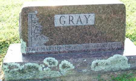 GRAY, MARTHA - Sebastian County, Arkansas | MARTHA GRAY - Arkansas Gravestone Photos