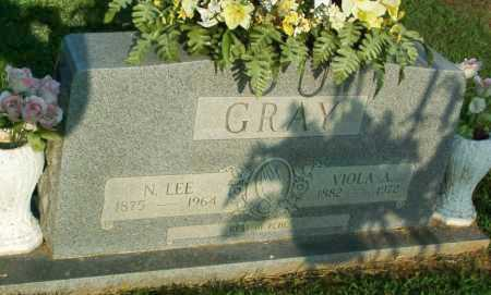 GRAY, N LEE - Sebastian County, Arkansas | N LEE GRAY - Arkansas Gravestone Photos
