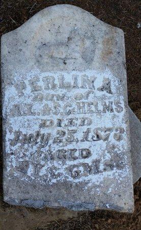HELMS, PERLINA - Sebastian County, Arkansas | PERLINA HELMS - Arkansas Gravestone Photos