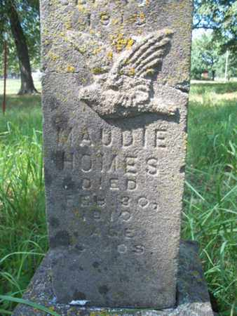 HOMES, MAUDIE - Sebastian County, Arkansas | MAUDIE HOMES - Arkansas Gravestone Photos