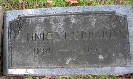 HUBBARD, EUNICE - Sebastian County, Arkansas | EUNICE HUBBARD - Arkansas Gravestone Photos