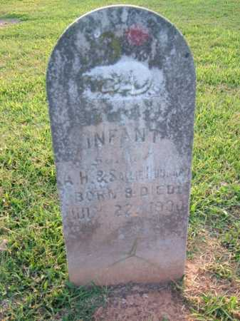 HUBBARD, INFANT - Sebastian County, Arkansas | INFANT HUBBARD - Arkansas Gravestone Photos