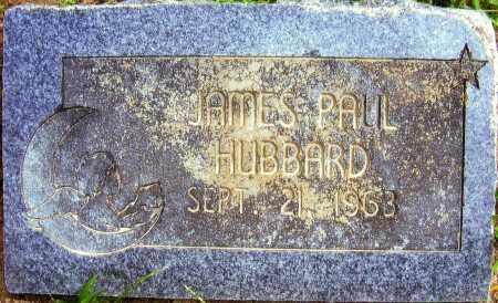 HUBBARD, JAMES PAUL - Sebastian County, Arkansas   JAMES PAUL HUBBARD - Arkansas Gravestone Photos