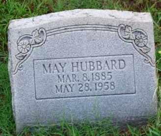 HUBBARD, MAY - Sebastian County, Arkansas | MAY HUBBARD - Arkansas Gravestone Photos