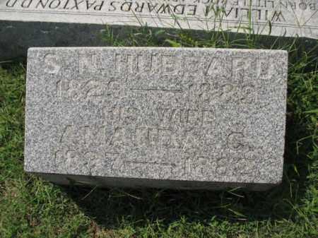 HUBBARD, S N - Sebastian County, Arkansas | S N HUBBARD - Arkansas Gravestone Photos