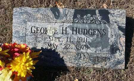 HUDGENS, GEORGE HENRY,  DEACON - Sebastian County, Arkansas   GEORGE HENRY,  DEACON HUDGENS - Arkansas Gravestone Photos