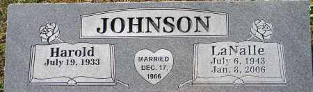 JOHNSON, LANALLE - Sebastian County, Arkansas | LANALLE JOHNSON - Arkansas Gravestone Photos