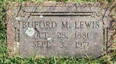 LEWIS, BUFORD M - Sebastian County, Arkansas | BUFORD M LEWIS - Arkansas Gravestone Photos