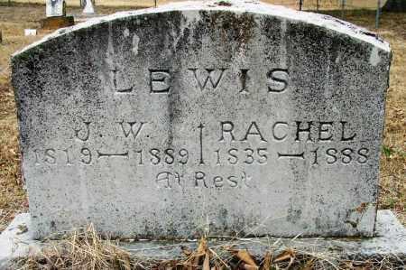 LEWIS, RACHEL - Sebastian County, Arkansas | RACHEL LEWIS - Arkansas Gravestone Photos