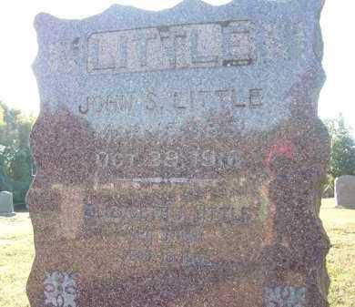 LITTLE, ELIZABETH JANE - Sebastian County, Arkansas | ELIZABETH JANE LITTLE - Arkansas Gravestone Photos