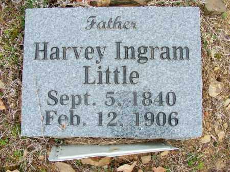 LITTLE, HARVEY INGAM - Sebastian County, Arkansas | HARVEY INGAM LITTLE - Arkansas Gravestone Photos