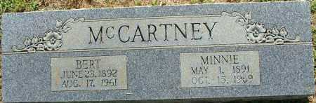 MCCARTNEY, BERT - Sebastian County, Arkansas   BERT MCCARTNEY - Arkansas Gravestone Photos