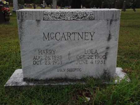 MCCARTNEY, LOLA - Sebastian County, Arkansas | LOLA MCCARTNEY - Arkansas Gravestone Photos