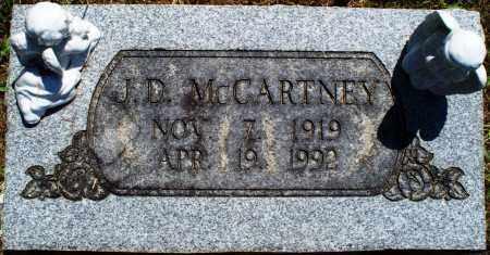 MCCARTNEY, J.D. - Sebastian County, Arkansas | J.D. MCCARTNEY - Arkansas Gravestone Photos