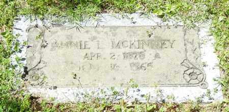 MCKINNEY, ANNIE L - Sebastian County, Arkansas | ANNIE L MCKINNEY - Arkansas Gravestone Photos
