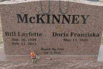 MCKINNEY, BILL LAYFETTE - Sebastian County, Arkansas | BILL LAYFETTE MCKINNEY - Arkansas Gravestone Photos