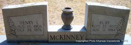 MCKINNEY, RUBY - Sebastian County, Arkansas | RUBY MCKINNEY - Arkansas Gravestone Photos