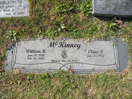 MCKINNEY, WILLIAM R - Sebastian County, Arkansas | WILLIAM R MCKINNEY - Arkansas Gravestone Photos