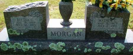 MORGAN, MATHEW L. - Sebastian County, Arkansas   MATHEW L. MORGAN - Arkansas Gravestone Photos