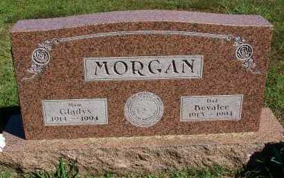 MORGAN, BEVALEE - Sebastian County, Arkansas   BEVALEE MORGAN - Arkansas Gravestone Photos