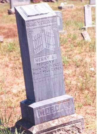 MORGAN, HENRY A - Sebastian County, Arkansas   HENRY A MORGAN - Arkansas Gravestone Photos