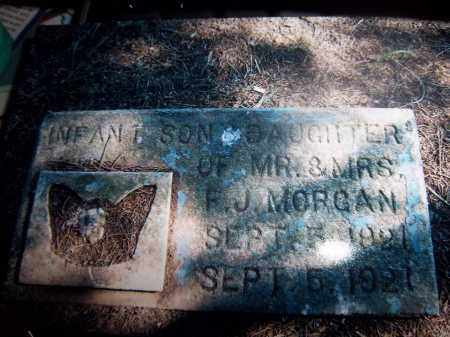 MORGAN, INFANT SON - Sebastian County, Arkansas | INFANT SON MORGAN - Arkansas Gravestone Photos