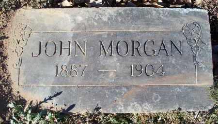 MORGAN, JOHN - Sebastian County, Arkansas | JOHN MORGAN - Arkansas Gravestone Photos