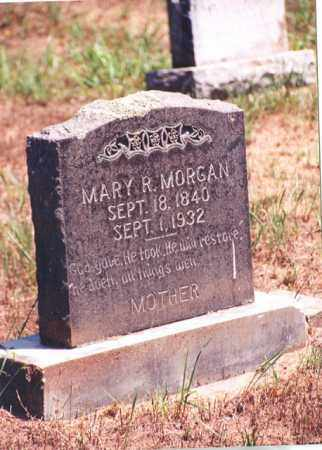 MORGAN, MARY R - Sebastian County, Arkansas | MARY R MORGAN - Arkansas Gravestone Photos