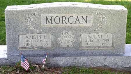 MORGAN, PAULINE H. - Sebastian County, Arkansas   PAULINE H. MORGAN - Arkansas Gravestone Photos
