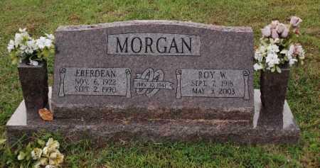 MORGAN, ROY W - Sebastian County, Arkansas | ROY W MORGAN - Arkansas Gravestone Photos