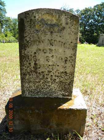 MORGAN, TILDON - Sebastian County, Arkansas | TILDON MORGAN - Arkansas Gravestone Photos