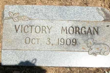 MORGAN, VICTORY - Sebastian County, Arkansas   VICTORY MORGAN - Arkansas Gravestone Photos