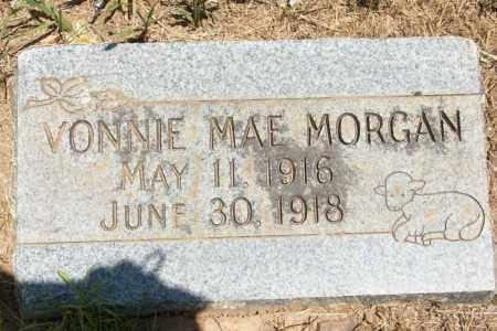 MORGAN, VONNIE MAE - Sebastian County, Arkansas   VONNIE MAE MORGAN - Arkansas Gravestone Photos