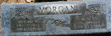 MORGAN, WILLIAM H. - Sebastian County, Arkansas | WILLIAM H. MORGAN - Arkansas Gravestone Photos