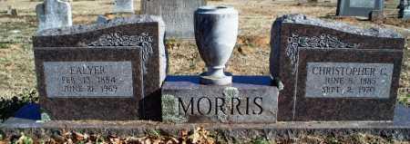 MORRIS, EALYER - Sebastian County, Arkansas | EALYER MORRIS - Arkansas Gravestone Photos